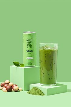 Taika Continues The 'Stealth Health' Movement With Introduction Of Matcha Latte Made With Macadamia Milk
