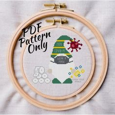 beginner Cross stitch pattern Subversive wall art hanging funny spring Easter decor Mother/'s day gift diy modern father/'s day gift