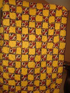 Redskin quilt Redskins Baby 428dd4658
