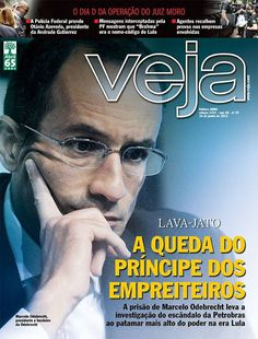 Gloobalteam: Marcelo Odebrecth é preso /
