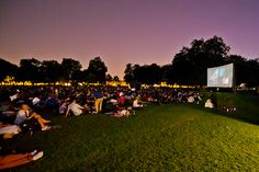 Be it a chick flick or a cult classic, movies in the summer are just better when they're screened outdoors. Sure, there's the slightly unpredictable aspect that the British weather represents, but that's all part of the fun, isn't it? Here to help you make the most of the summer, we've