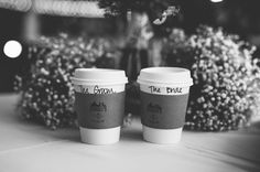 Looking for a unique treat at your reception? Hire a Coffee Truck. Your guests will love tasting your specialty drinks or ordering their own late night caffeine boast!