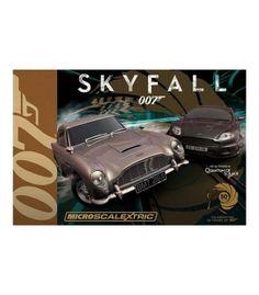 AUTODRÁHA - JAMES BOND SKYFALL 007 James Bond Skyfall