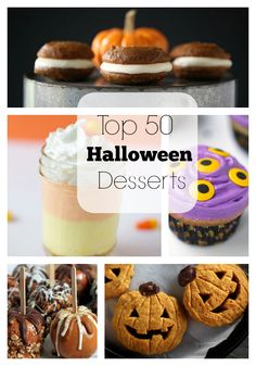 Top 50 Halloween Desserts