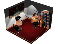 Design your own office - Pro100usa.com Interior Design Software, Ping Pong Table, Design Your Own, Furniture, Home Decor, Homemade Home Decor, Home Furnishings, Decoration Home, Arredamento