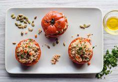 Recetas vegetarianas con sabor latino