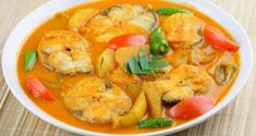 Fish Curry Without Oil – A Heavenly Mix Of Great Taste And Health