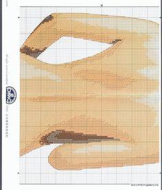 Solo Patrones Punto Cruz (pág. 875) | Aprender manualidades es facilisimo.com