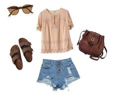 """Day out"" by hannahprobs on Polyvore"