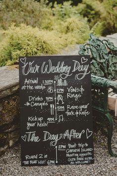Glengarriff Lodge wedding by Antonija Nekic photography // www.onefabday.com
