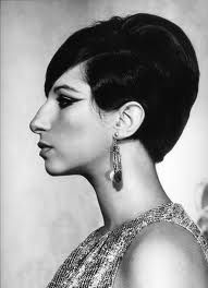 Love Barbra with short hair and I can't get enough of the cleoptatra eye liner