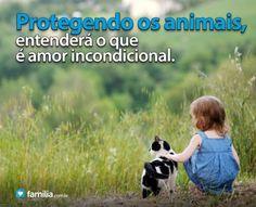 Familia.com.br | As vantagens que os animais de estimação nos trazem