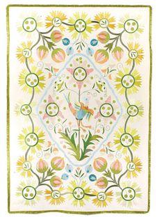 Bordado de Castelo Branco (embroidery from my home town)