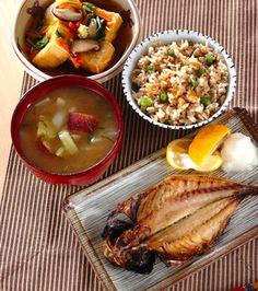 アジの開き」の献立・レシピ - 【E・レシピ】料理のプロが作る簡単 ... アジの開きの献立