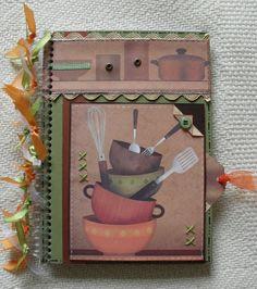 Caderno de Receitas   -       Galeria by Cíntia Castro: Fevereiro 2012