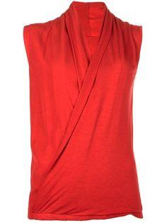 Tshirt resize idea: A.FRIEND BY A.F.VANDEVORST - Tarane sleeveless t-shirt 6