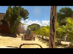 EXTREME 4X4 BUGGY driving in Dominican Republic - Returning from Macao B...