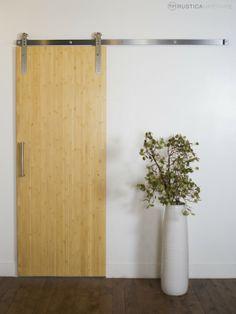 Chopstick Barn Door - http://RusticaHardware.com/