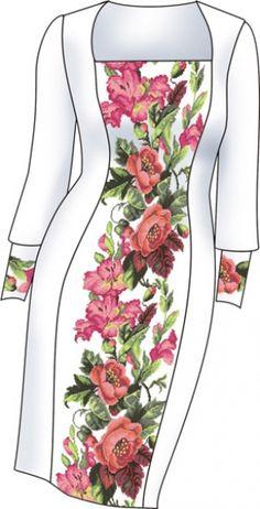 платье вышиванка - Google Search