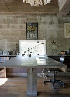 Workspace By Ruy Teixeira