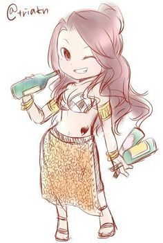 Cana - Fairy Tail
