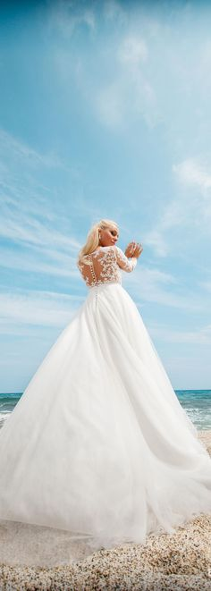 37 best Wedding dresses New Collection 2018 Bridal Runway Show 2017 ...
