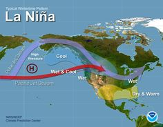 El Niño is gone, but La Niña is hot on its heals. El Niña will bring some relief to parts of the world, but could also bring more problems closer to home.