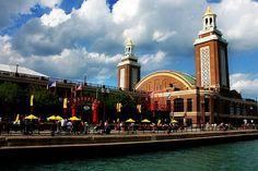 Navy Pier, Chicago         (Photo by Wendy)