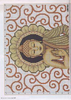 Golden Buddha 01A