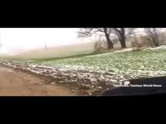 Ladrones roban iglesia y les cae un rayo 'Castigo Divino' Análisis de Video