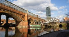 https://flic.kr/p/9rCn6e | Castlefield Castle Quay Manchester city centre | Manchester Castlefield / city centre near Deansgate locks