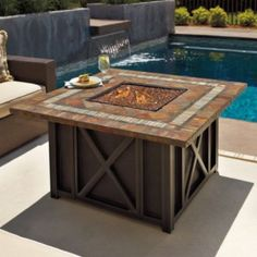 Springfield Fire Pit - Would love this for the back yard.