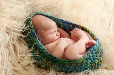 FREE crochet cocoon pattern.