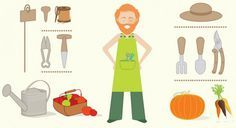 3 règles fondamentales du parfait jardinier bio