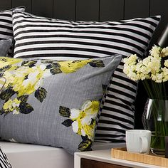 Real Living Amber Rose European Pillowcase