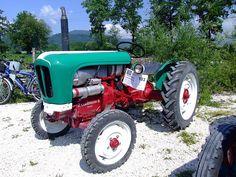 Lamborghini nació como fábrica de tractores