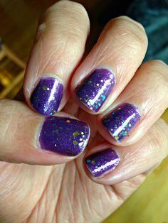 Printcess & Living a Goddess Life: Nail Files: On the Dark Caravan
