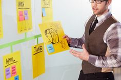 Post-It Launches Gigantic Sticky Pads, For 'Big Ideas'