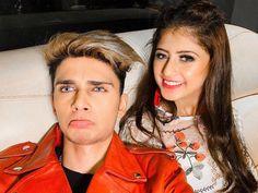 Lucky Dancer and Arishfa Khan Cute Couple Images, Cute Couples Photos, Stylish Girls Photos, Bollywood Girls, Bollywood Actress, Baby Clothes Brands, Cute Boy Photo, Sister Photos, Teen Celebrities