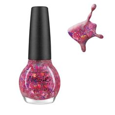 "Nicole by OPI ""SPRING ROMANCE"" Pink Glitter Hearts Nail Lacquer Color Polish # NI270 OPI http://www.amazon.com/dp/B00DZV9ZSE/ref=cm_sw_r_pi_dp_THyrub048J1FH"