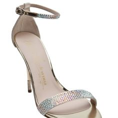 Disco worthy sandals by Le Silla