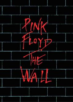 Pink Floyd - The Wall - Art Poster