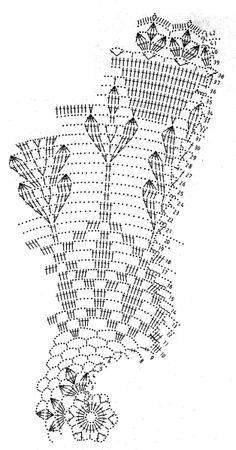 Doily+crochet+doily+%283%29.jpg 628×1,200 pixels