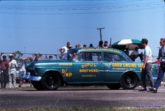 55 Chevy , Modified/Production