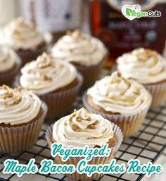 Bake for mom: Maple Bacon Cupcakes Recipe