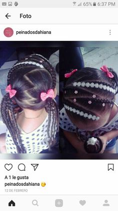 Girl Hairstyles, Diana, Little Girls, Natural Hair Styles, Beautiful Hairstyles, Strands, Communion, Victoria, Hair