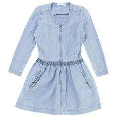 Isabel Marant Etoile Denim Dress   Vestiaire Collective