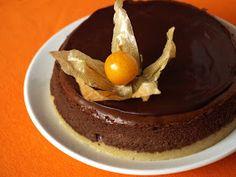 CHEZ LUCIE: Čokoládový cheesecake