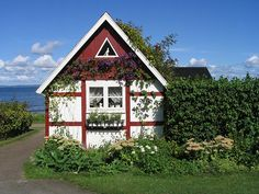 House, Ängelholm, Skåne, Sweden