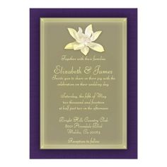 Purple And Gold Wedding Invitations so please read the important details before your purchasing anyway here is the best buyDeals          Purple And Gold Wedding Invitations Here a great deal...